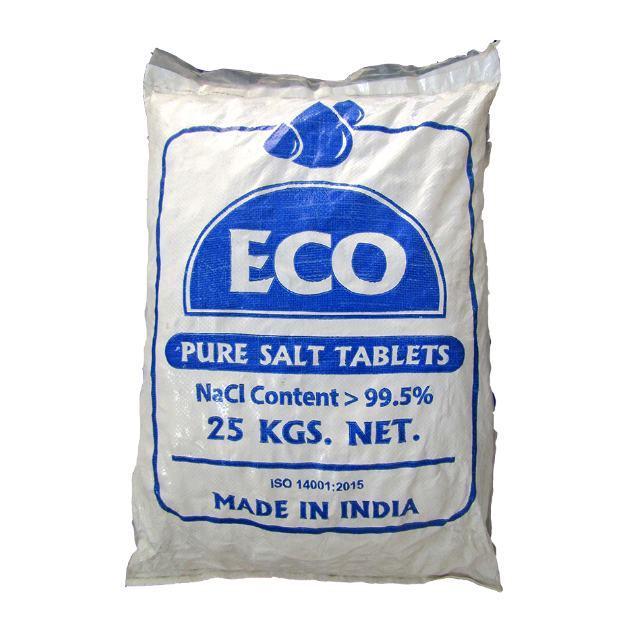 Muối viên tinh khiết dùng hoàn nguyên Cation nhập khẩu Ấn Độ Tái Sinh Cation
