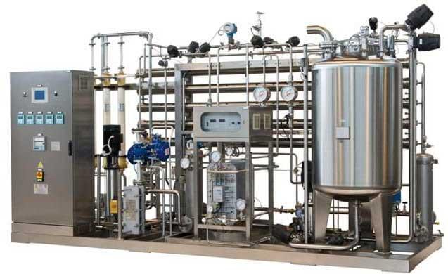 hệ thống lọc nước siêu tinh khiết
